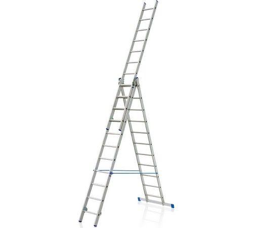 Hliníkový žebřík 3x14 profi Elkop