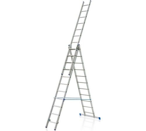 Hliníkový žebřík 3x16 profi Elkop