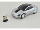 PC myš auto bezdrátová stříbrná