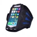 Držák mobilu na ruku sport - modrá