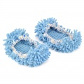 Prachové návleky z mikrovlákna - modré
